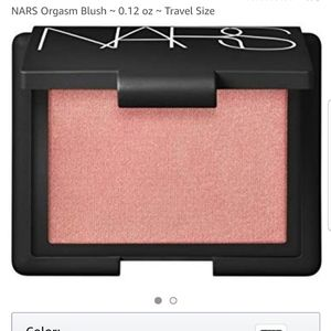 FREE - NARS mini Orgasm blush
